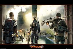 The Division 2 Paysage