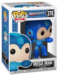 Mega Man Figurine En Vinyle Mega Man 376