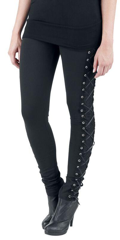 Legging Lacé