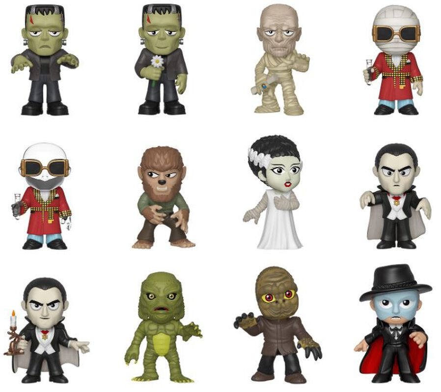 Monstres Universels Mystery Minis - Saison 2