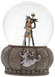 Jack & Sally - Boule À Neige