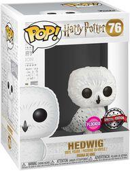 Hedwige (Flocked) - Funko Pop! n°76