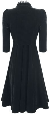 Robe En Velours Nightshade