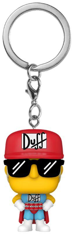 Duffman - Pop! Keychain
