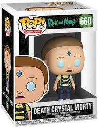 Morty Avec Cristal De La Mort - Funko Pop! n°660