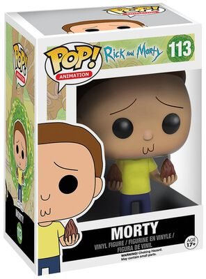 Morty - Funko Pop! n°113