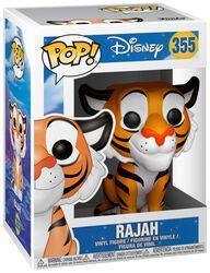 Rajah Vinyl Figure 355