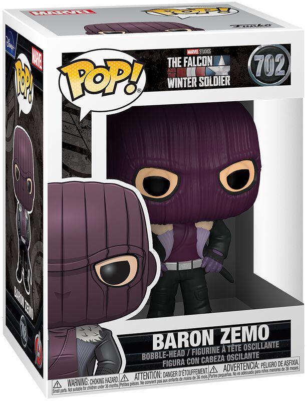 Baron Zemo - Funko Pop! n°702
