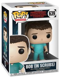 Figurine En Vinyle Bob (In Scrubs) 639