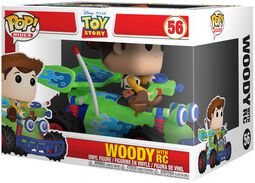 Woody avec RC - Funko Pop! Rides n°56