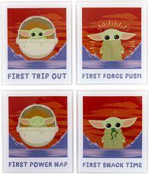 The Mandalorian - L'Enfant (Baby Yoda) - Polaroids