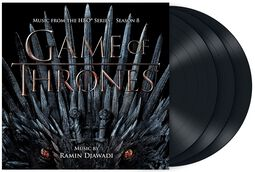 Bande-Originale - Game Of Thrones - Saison 8 (Musique de la série HBO)