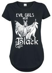 Maléfique - Evil Girls Wear Black