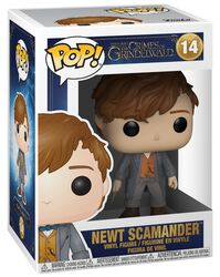 Les Crimes De Grindelwald - Norbert Dragonneau (Édition Chase Possible) - Funko Pop! n°14