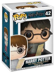 Figurine En Vinyle Harry Potter Et La Carte Du Maraudeur 42