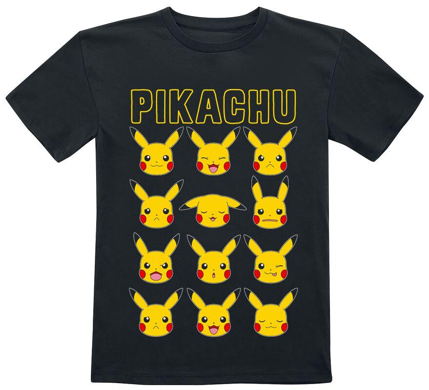 Pikachu - Têtes