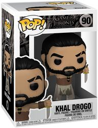 Khal Drogo - Funko Pop! n°90