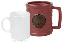 Mug 3D - Maison Targaryen