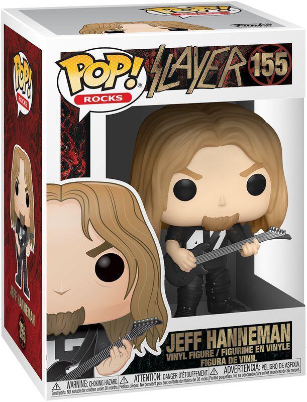 Jeff Hanneman Vinyl Figur 155