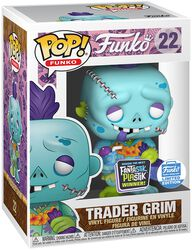 Fantastik Plastik Trader Grim (Funko Shop Europe) - Funko Pop! n°22