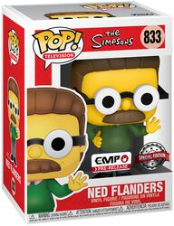 Simpsons Ned Flanders Vinyl Figure 833