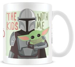 The Mandalorian - The Kid's With Me