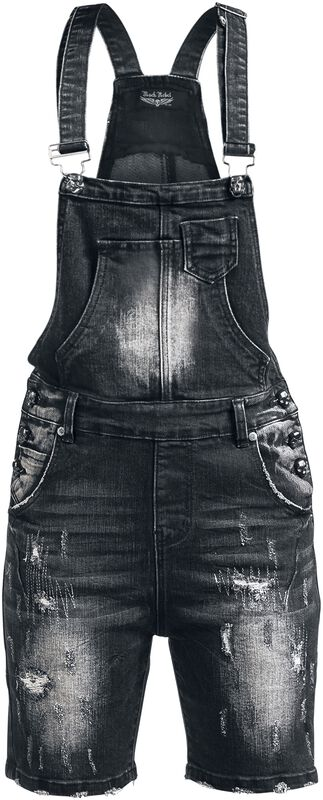 Salopette Back To Dungaree High