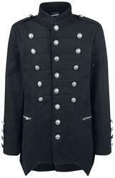 Manteau De Style Officier