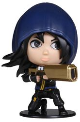 Siege - Six Collection - Figurine Chibi Hibana