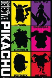 Détective Pikachu - Silhouette