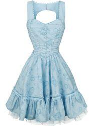 De l'Autre Côté Du Miroir - Robe Alice