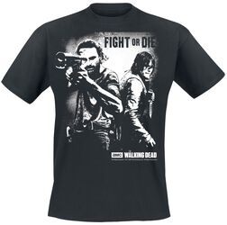 Rick Grimes Et Daryl Dixon - Fight Or Die