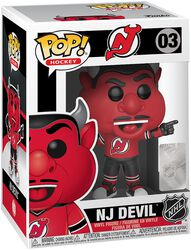 Mascottes NHL New Jersey Devils - NJ Devil - Funko Pop! n°03