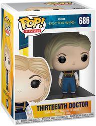 Figurine En Vinyle Le Treizième Docteur 686