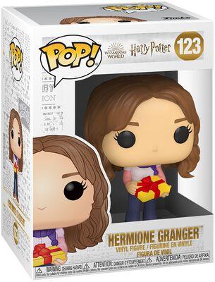 Hermione Granger (Noël) - Funko Pop! n°123