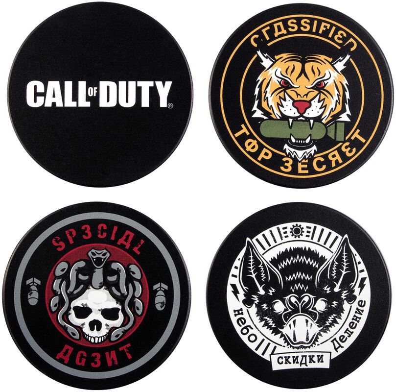 Call Of Duty : Cold War - Badges