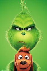 Le Grinch et Max
