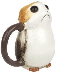 Porg - Mug 3D