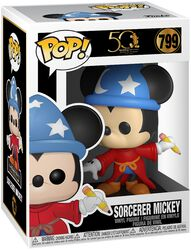 Mickey Sorcier - Funko Pop! n°799
