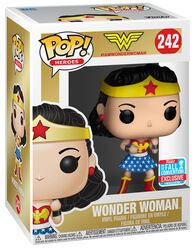 NYCC 2018 - Figurine En Vinyle Wonder Woman 242