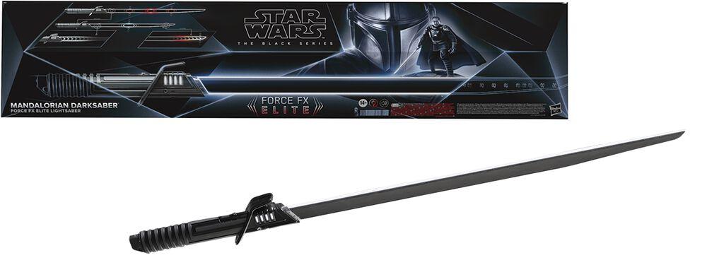 The Black Series - Darksaber - Sabre LaserForce FX Elite