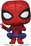 Far From Home - Spider-Man (Costume Héros) - Funko Pop! n°468