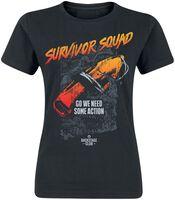 T-Shirt Femme BSC - 06/2021