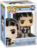 Chris Kirkpatrick Rocks Viinyl Figure 115