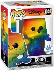 Goofy (Rainbow) (Funko Shop Europe) Vinyl Figure 1040