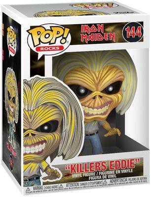 Killers Eddie Rocks Vinyl Figur 144