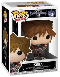Kingdom Hearts 3 - Sora - Funko Pop! n°406