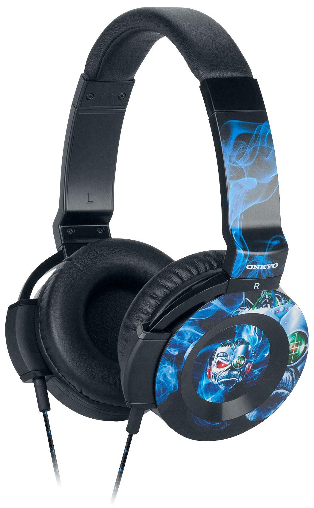 Ed Phones Iron Maiden Casques Audio Emp