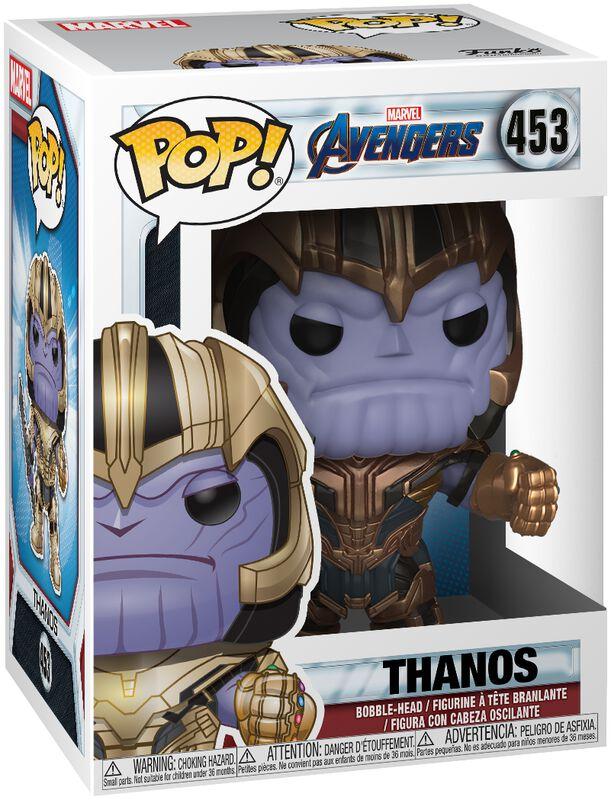 Endgame - Thanos - Funko Pop! n°453