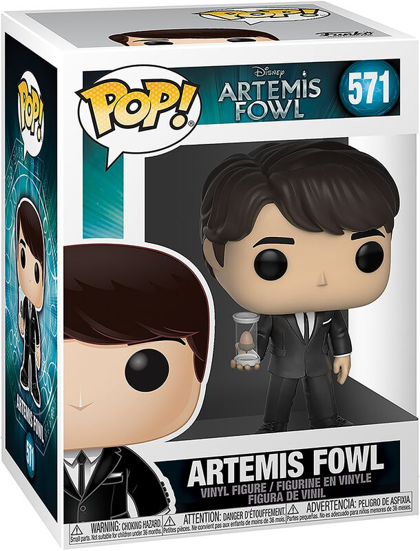 Artemis Fowl (Édition Chase Possible) - Funko Pop! n°571